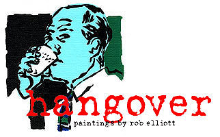 Hangover painting